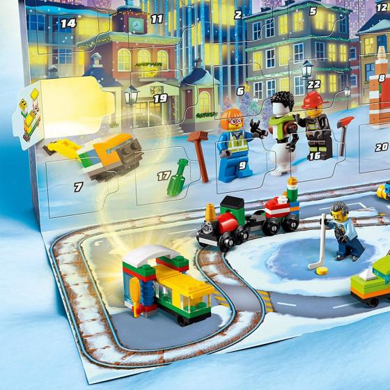 LEGO City Calendario dell'Avvento 2021 - 60303 Lego - 3
