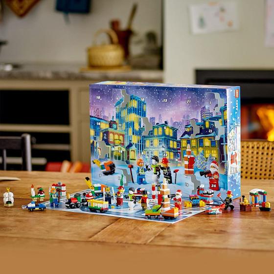 LEGO City Calendario dell'Avvento 2021 - 60303 Lego - 4