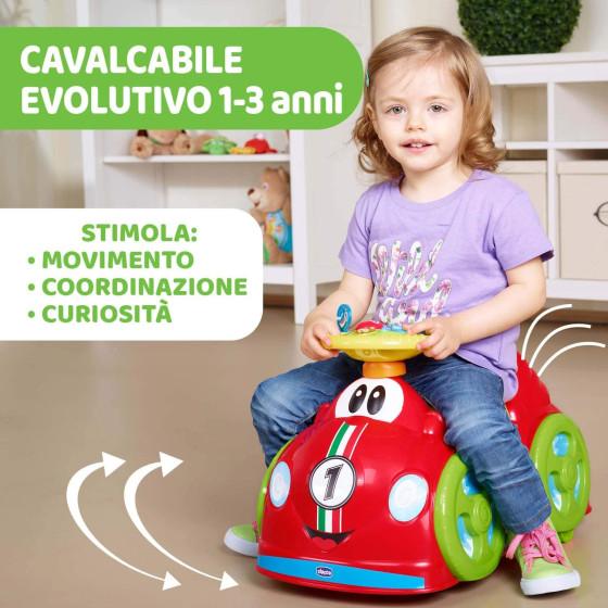 Macchina Cavalcabile All Around Rosso 073471 Chicco - 2