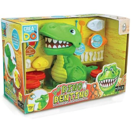 Dino Dentino Set con Pasta Modellabile nice group - 1