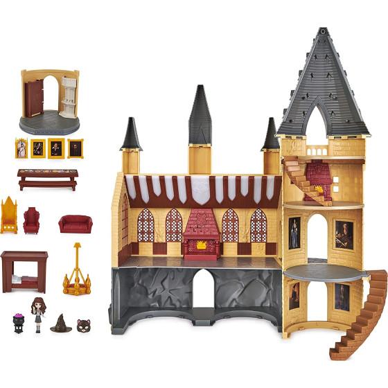 Harry Potter Castello di Hogwarts con bambola Hermione Spin Master - 5