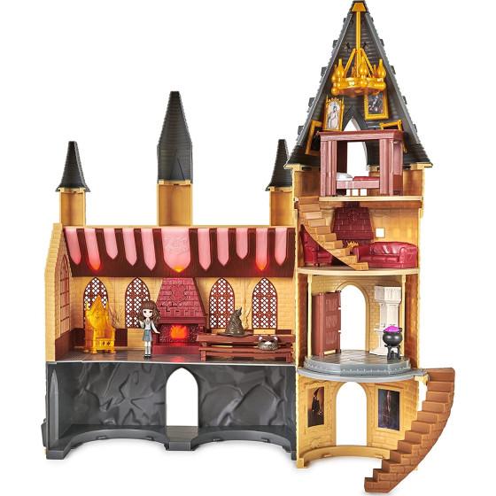 Harry Potter Castello di Hogwarts con bambola Hermione Spin Master - 2