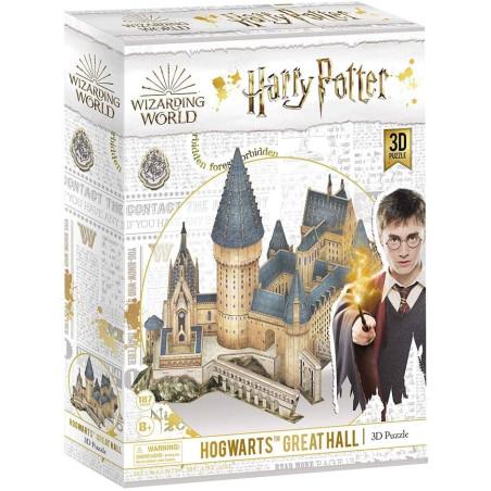 Harry Potter Puzzle 3D Hogwarts Great Hall Borella - 1