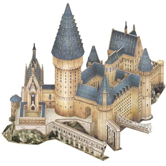 Harry Potter Puzzle 3D Hogwarts Great Hall Borella - 3