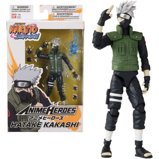 Anime Heroes Naruto Shippuden - Hatake Kakashi Bandai - 1