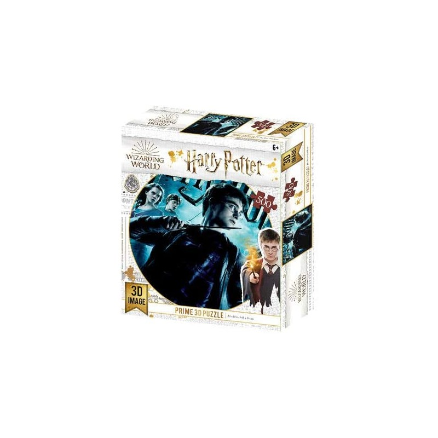 Harry Potter Prime 3D Puzzle Harry Borella - 1