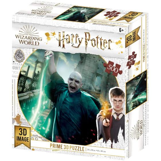 Harry Potter Prime 3D Puzzle Voldemort Borella - 1