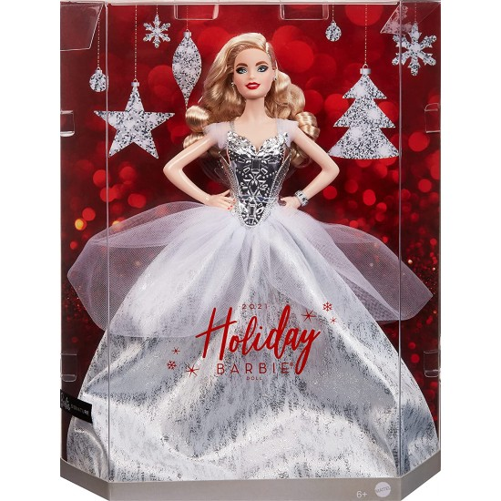 Barbie Magia delle Feste 2021 GXL18 - 6