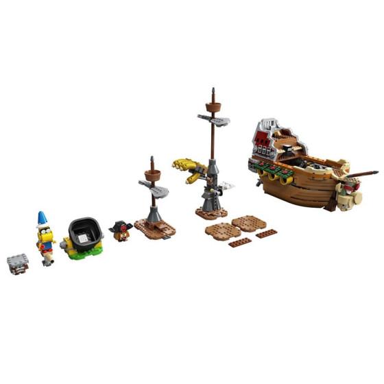 Lego Super Mario 71391 Il Veliero Volante di Bowser Lego - 3