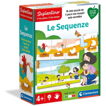 Sapientino Le Sequenze 16311 Clementoni - 1