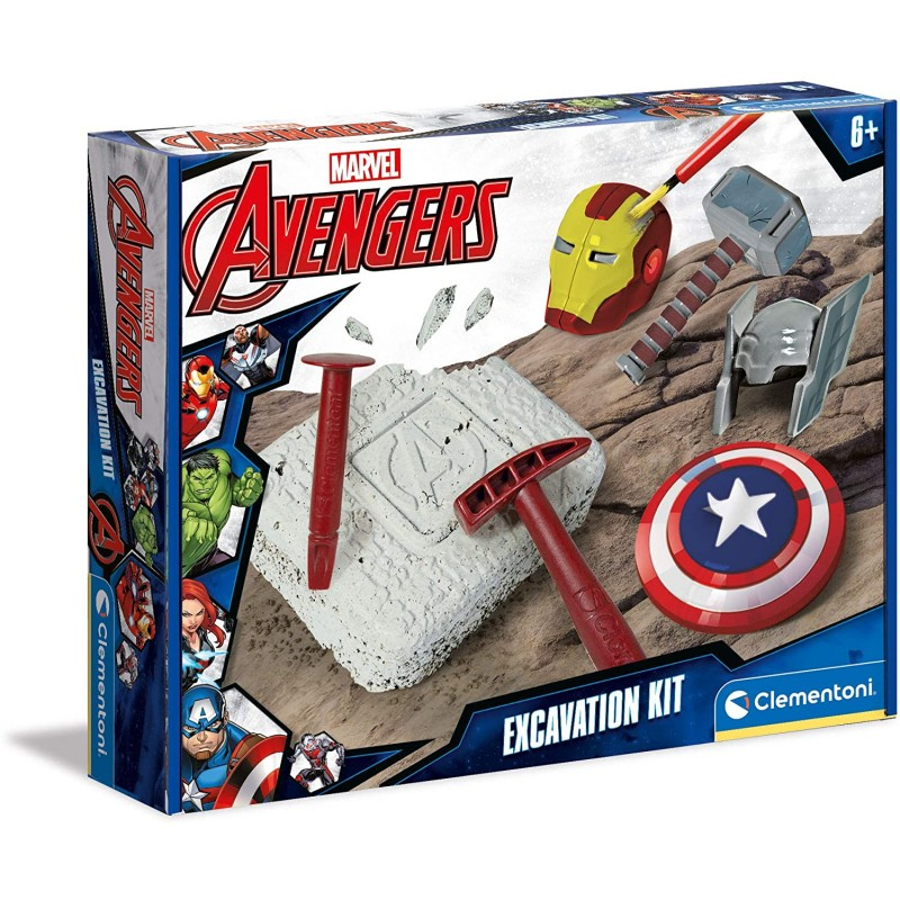 Marvel Avengers Caccia al Tesoro 17646 Clementoni - 1