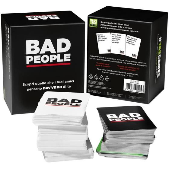 Bad People - Gioco da Tavolo Rocco Giocattoli - 1