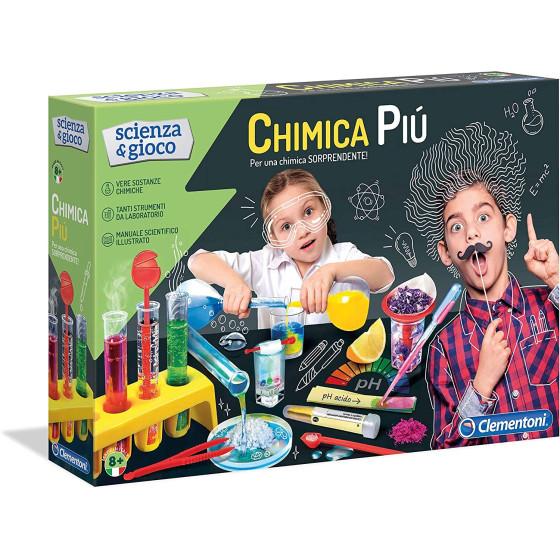 Scienza e Gioco Chimica Più 19110 Clementoni - 1