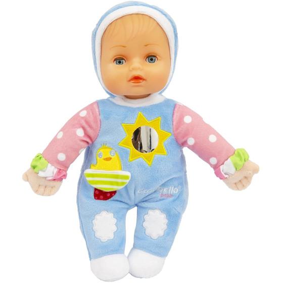Cicciobello Bebè Experience Bambola soffice Giochi Preziosi - 4