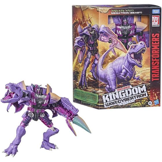 Transformers Beast Generation Megatron T-Rex - 4