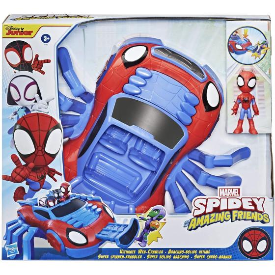 Spiderman e i Suoi Fantastici Amici Veicolo Spara Colpi Hasbro - 6