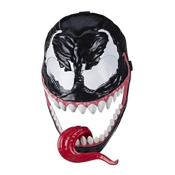 Maschera Venom Maximum Spider con Lingua Mobile Hasbro - 3