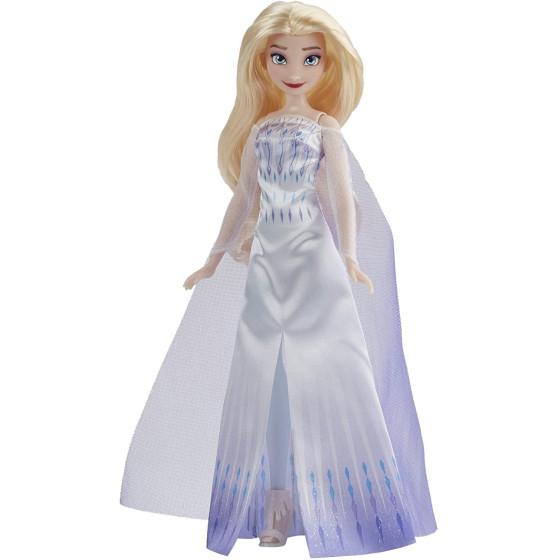 Disney Princess Royal Shine Elsa con Accessori 1411 Hasbro - 4