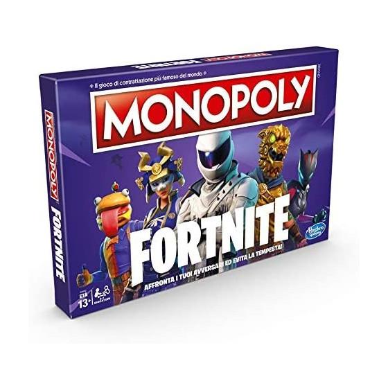 Monopoly Fortnite Stagione 2 Hasbro - 1