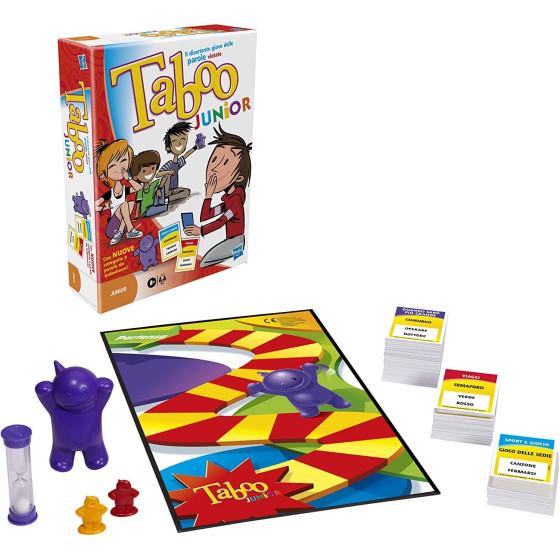 Gioco da Tavolo Taboo Junior Hasbro - 3