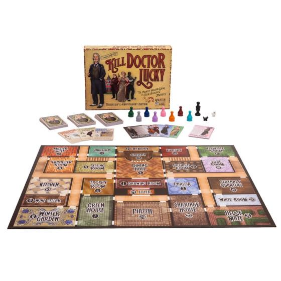 Kill Doctor Lucky Gioco da Tavolo Giochi Uniti - 1
