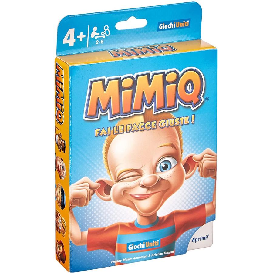 Mimiq Gioco di Carte Giochi Uniti - 1