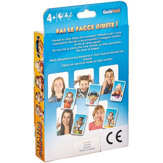 Mimiq Gioco di Carte Giochi Uniti - 2