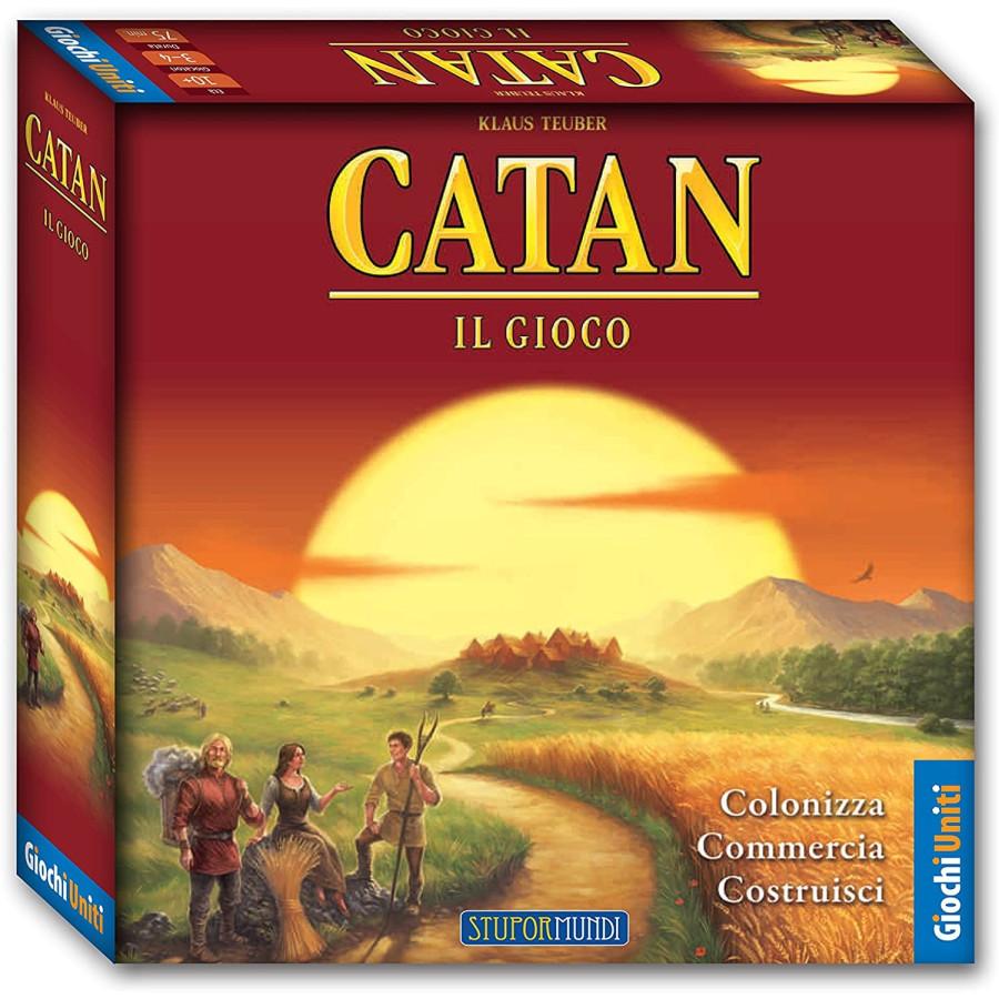 Catan Gioco da Tavolo Giochi Uniti - 1