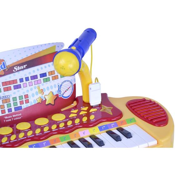 Tastiera Karaoke 31 Tasti con Microfono Bontempi - 1