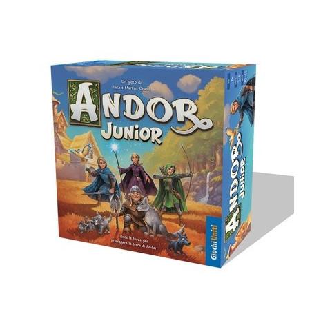 Andor Junior Gioco da Tavolo Giochi Uniti - 1