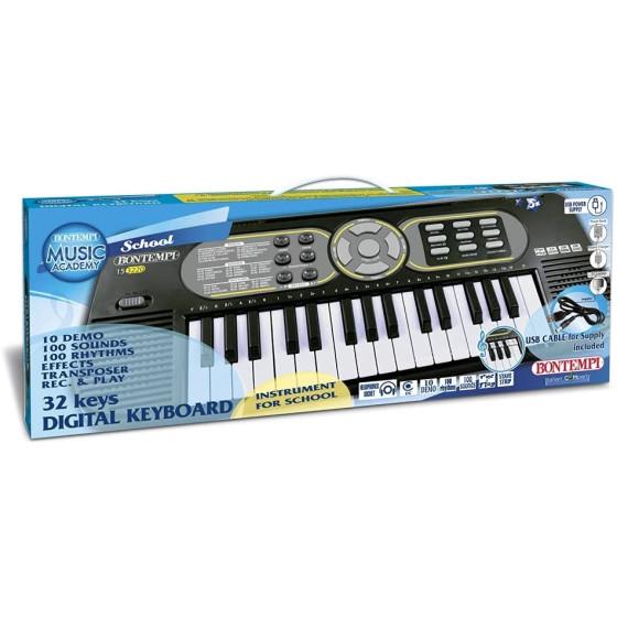 Tastiera 32 tasti mini Bontempi - 1