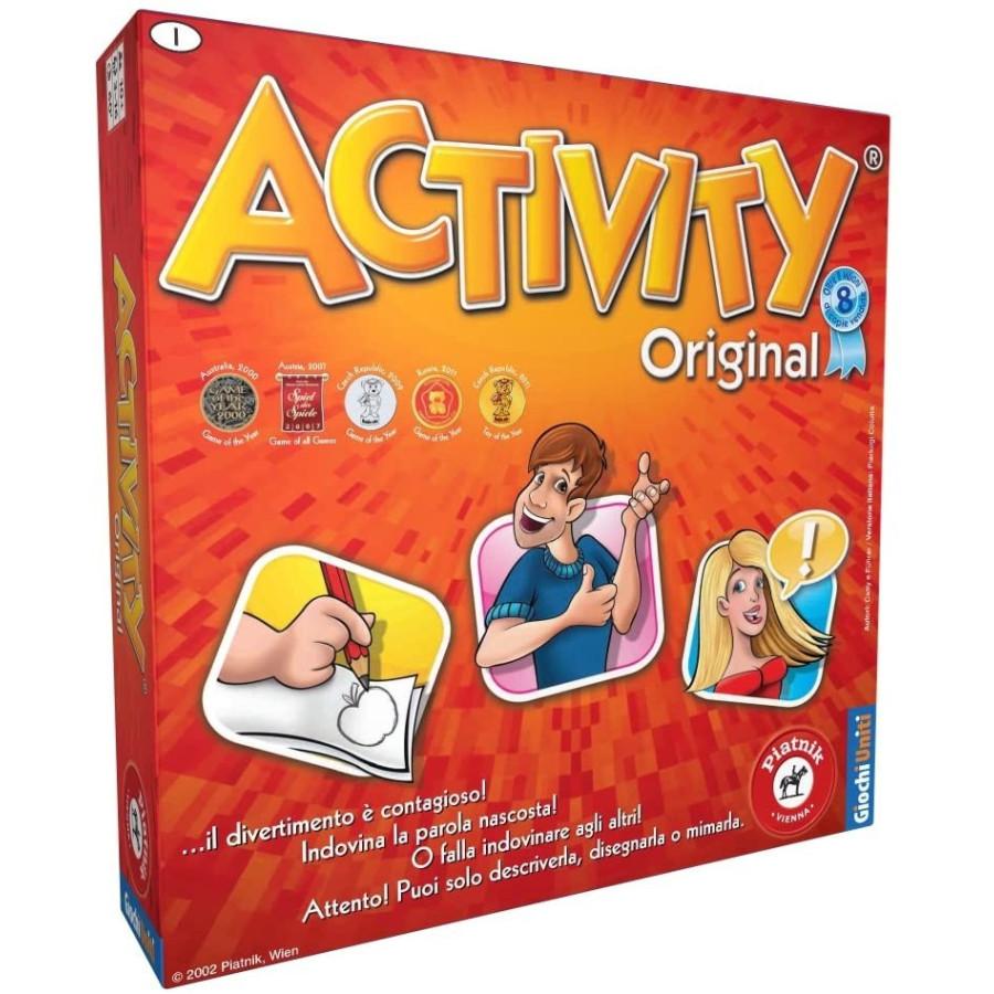 Activity Gioco da Tavolo Giochi Uniti - 1