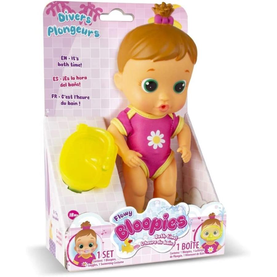 Bloopies Bambola da Bagnetto Flowy Imc Toys - 1