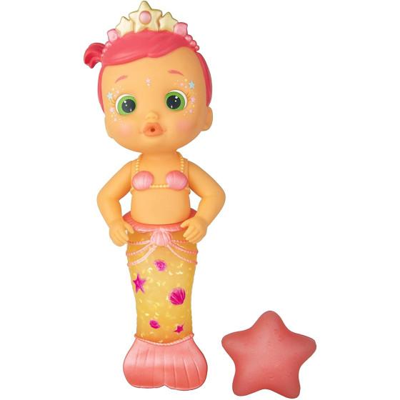 Bloopies Sirena Mermaid Bambola da Bagnetto Luna Imc Toys - 4