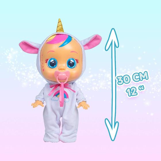Cry Babies Fantasy Dreamy Unicorno che Piange Imc Toys - 4