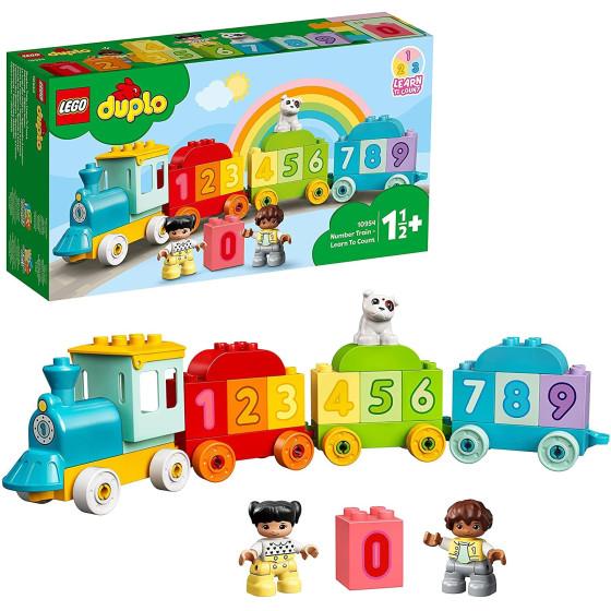 Lego Duplo 10954 Treno dei Numeri Lego - 1