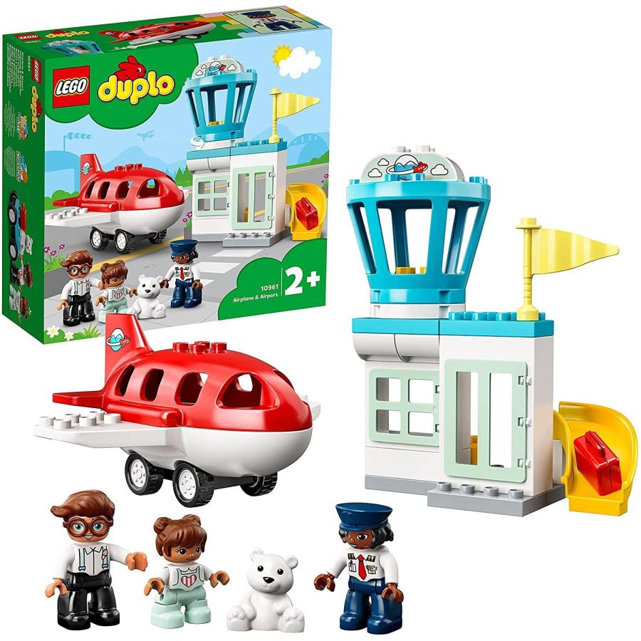 Lego Duplo 10961 Aereo e Aeroporto - 1