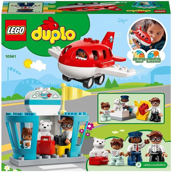 Lego Duplo 10961 Aereo e Aeroporto - 3