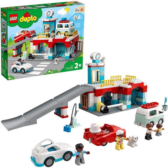Lego Duplo 10948 Autorimessa e Autolavaggio Lego - 1