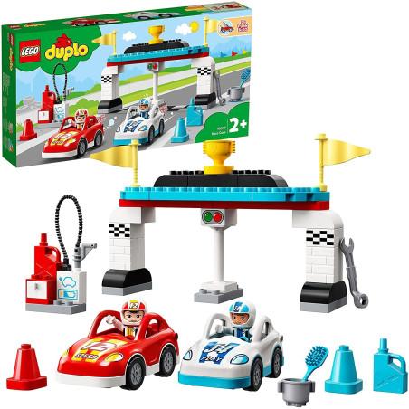 Lego Duplo 10947 Auto da Corsa Lego - 1