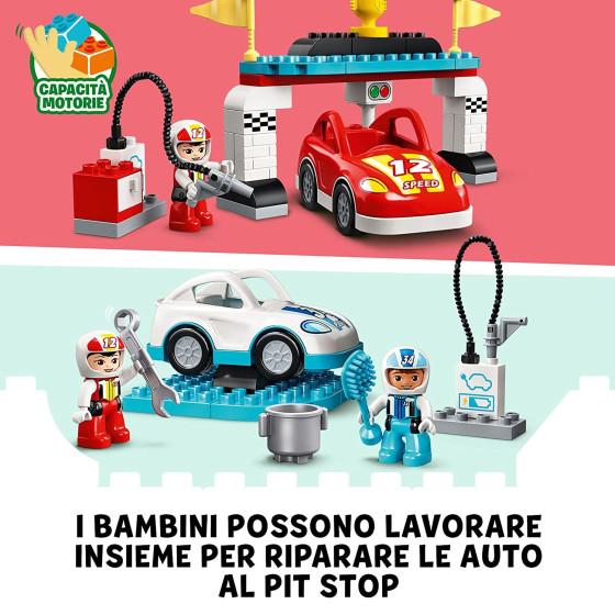 Lego Duplo 10947 Auto da Corsa Lego - 2