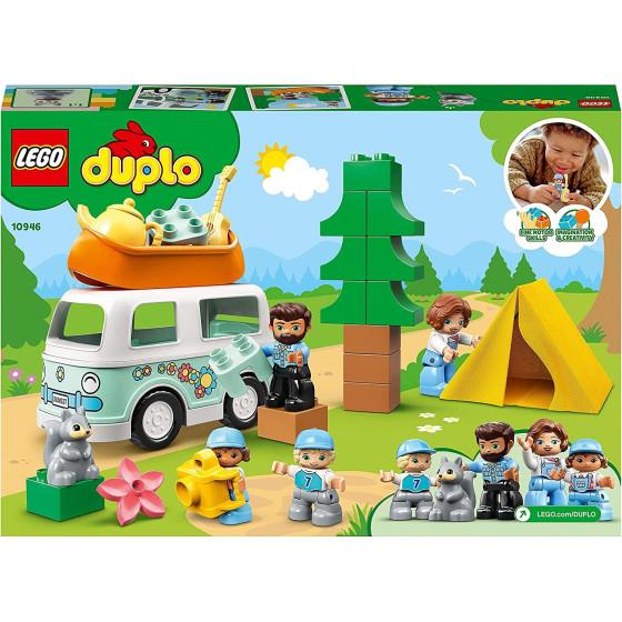 Lego Duplo 10946 Avventura in Famiglia sul Camper Lego - 3
