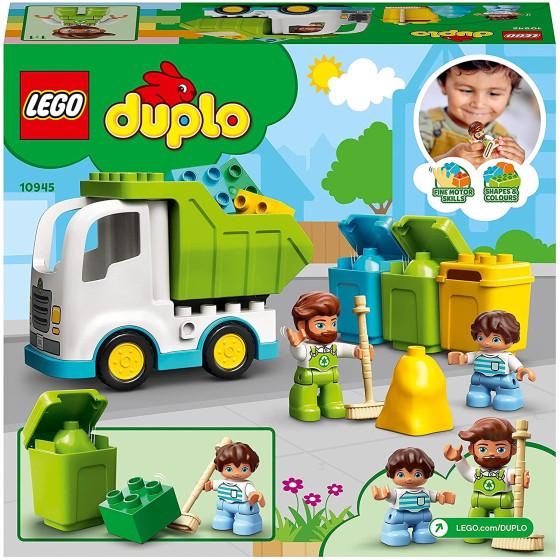 Lego Duplo 10945 Camion della Spazzatura e Riciclaggio Lego - 3
