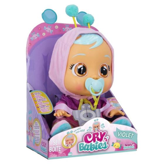 Cry Babies Violet Imc Toys - 3