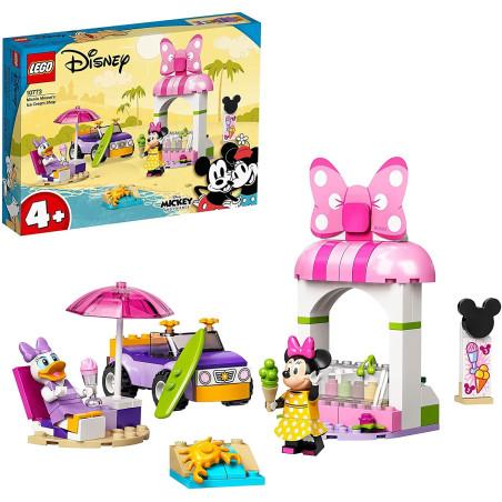 Lego Disney 10773 Gelateria di Minnie Lego - 1