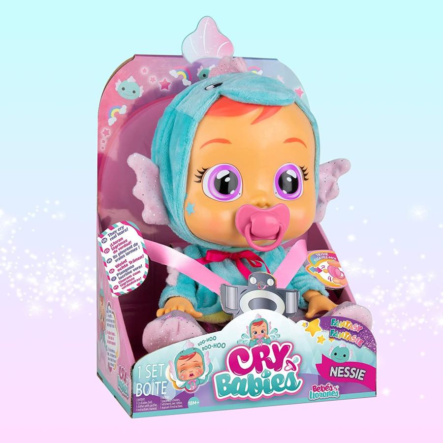 Cry Babies Nessie Imc Toys - 4