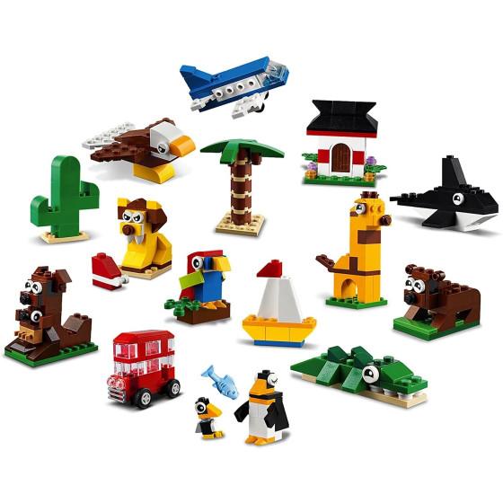 Lego Classic 11015 Giro del Mondo Lego - 1