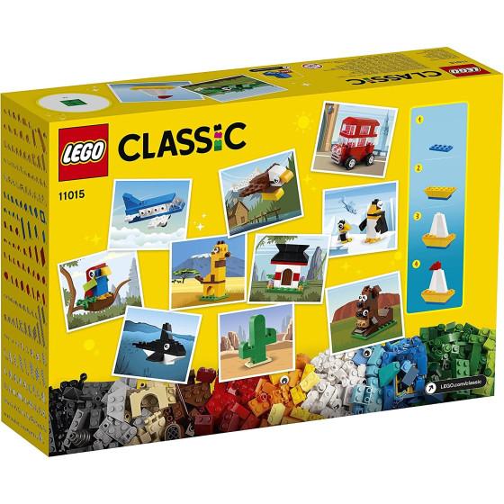 Lego Classic 11015 Giro del Mondo Lego - 3