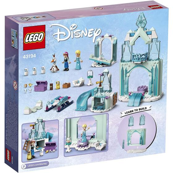 Lego Disney Princess 43194 Castello Ghiacciato di Anna ed Elsa Lego - 3