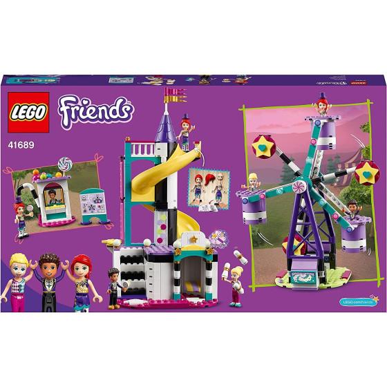 Lego Friends 41689 Ruota Panoramica e Scivolo Magici Lego - 3